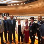 Hochkommissarin Michelle Bachelet im Ausschuss gegen das Verschwindenlassen