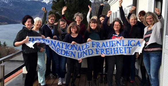 Internationale Frauenliga für Frieden und Freiheit (IFFF), Jahresversammlung in Kochel