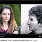 Drei Rebellinnen gegen den Krieg berichten