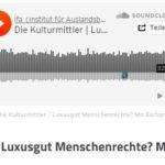 Podcast zum Tag der Menschenrechte