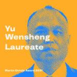 Yu Wensheng mit Martin Ennals Preis ausgezeichnet