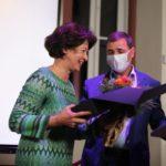 Auszeichnung mit dem Kultur- und Ehrenpreis des Verbands der Sinti und Roma